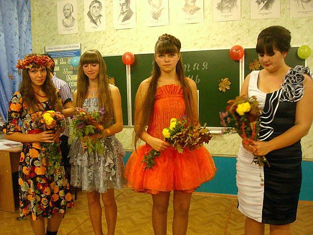 Платье своими руками для школьного конкурса 38
